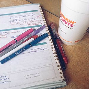 My name is Mel and I am a planner.