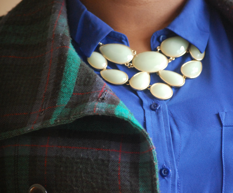 Casual Yet Chic: Jewel Tones For Fall