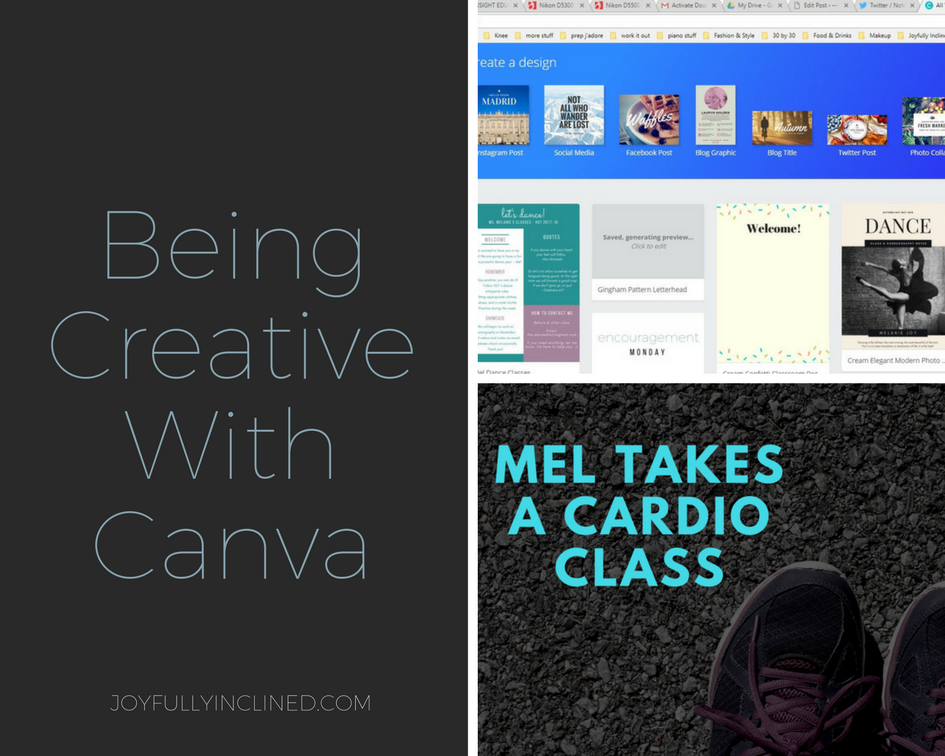 Being Creative with Canva!